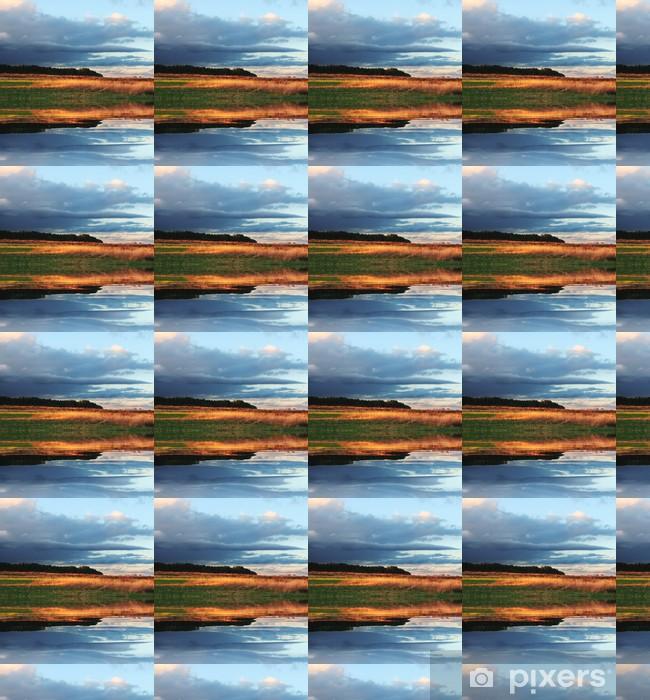 Papier peint vinyle sur mesure Paysages d'automne - Saisons