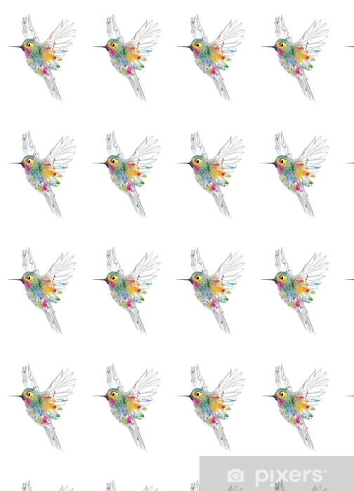 Tapeta na wymiar winylowa Koliber - Nauka i natura