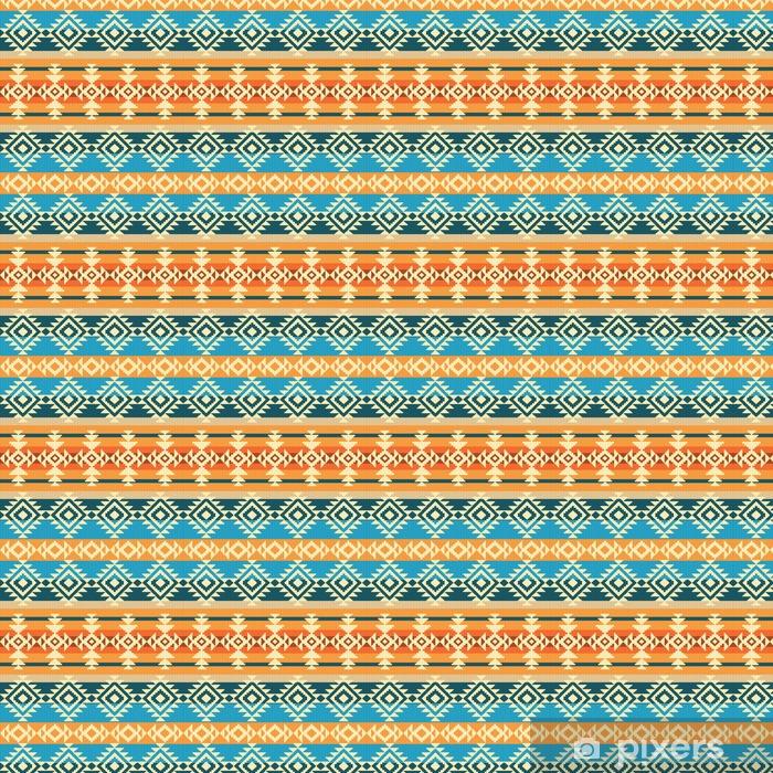 Stylu Navajo geometrycznych bez szwu wzór