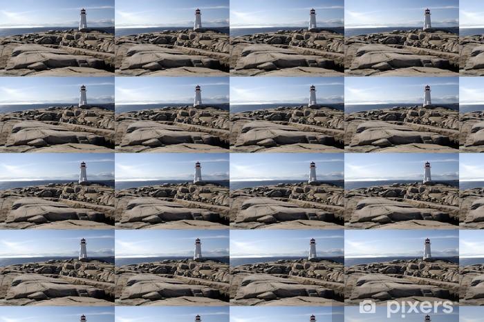 Tapeta na wymiar winylowa Peggy Cove Lighthouse - Ameryka