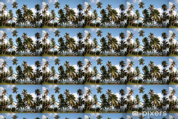 Vinylová tapeta na míru Karibik krajiny - Amerika