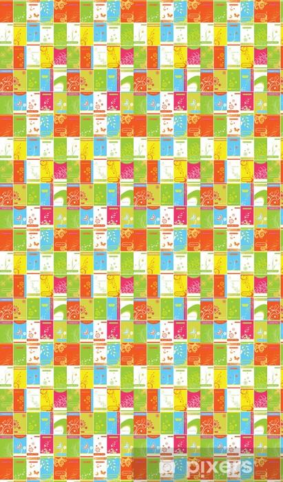 Vinyltapete nach Maß Floral Designs - Blumen