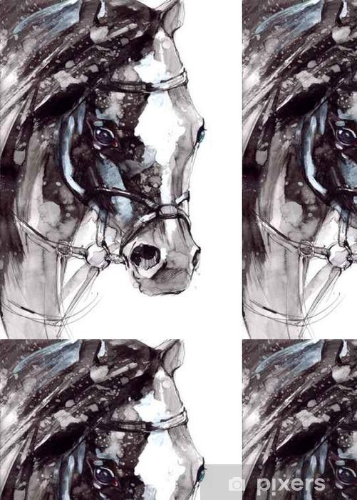 Vinylová Tapeta Kůň - Zvířata
