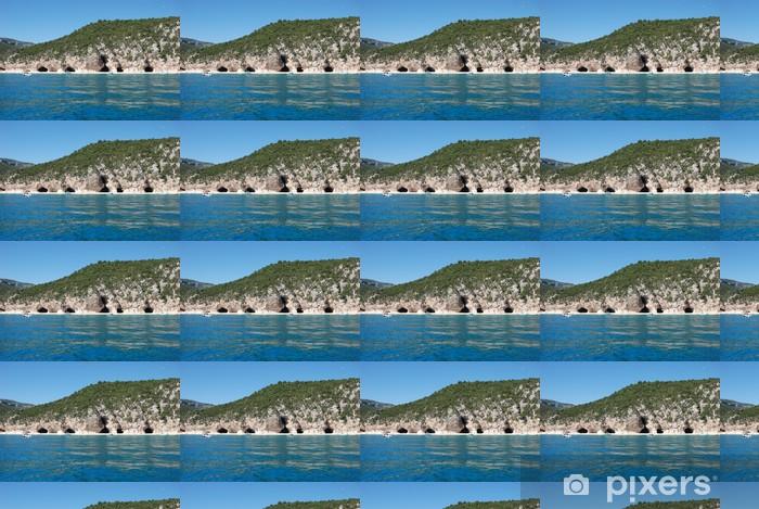 Papier peint vinyle sur mesure Cala Luna, Sardaigne - Europe