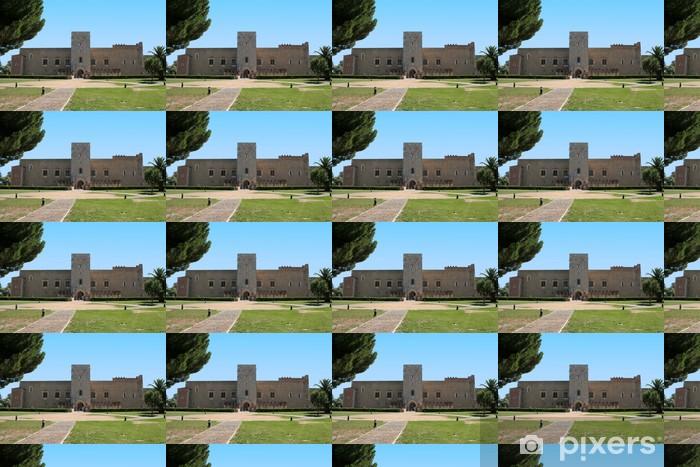 Tapeta na wymiar winylowa Pałac Królów Majorki, Perpignan, Francja - Tematy