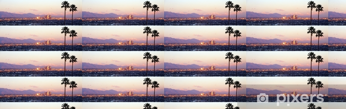 Downtown Los Angeles Sunset California Wallpaper Pixers We Live To Change