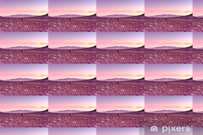 Papier peint vinyle sur mesure Namibrand Sunset - Namibie - Landscapes