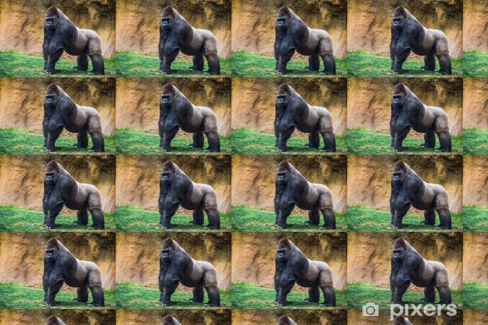 4b779cb3494f2 Tapete Männlichen Gorilla • Pixers® - Wir leben