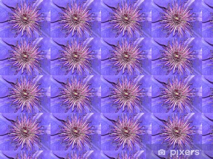 Tapeta na wymiar winylowa Powojnik pręcik - Kwiaty