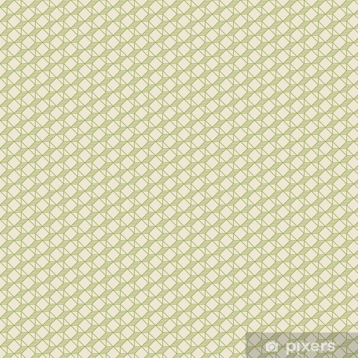 Vinyl behang, op maat gemaakt Patroon van geometrische vormen - Grafische Bronnen