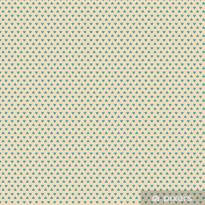Vinyl behang, op maat gemaakt Ruitpatroon - Grafische Bronnen