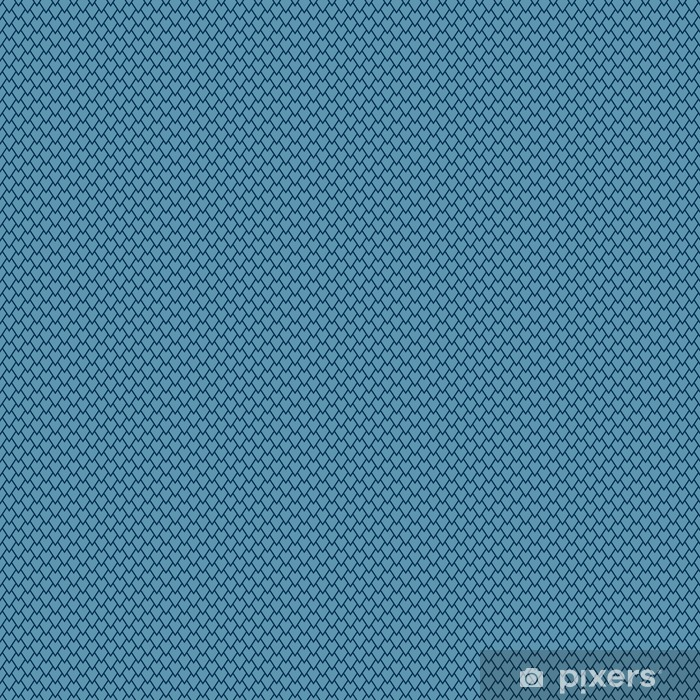 minimalistic blue scale pattern Vinyl custom-made wallpaper - Graphic Resources