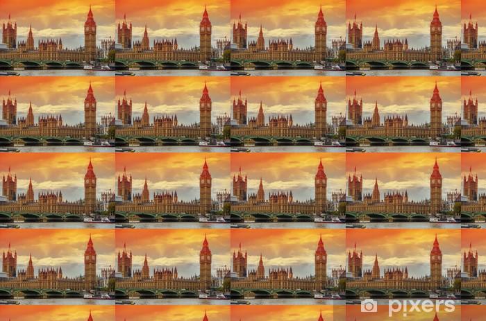 Vinylová tapeta na míru The Palace of Westminster - Evropa
