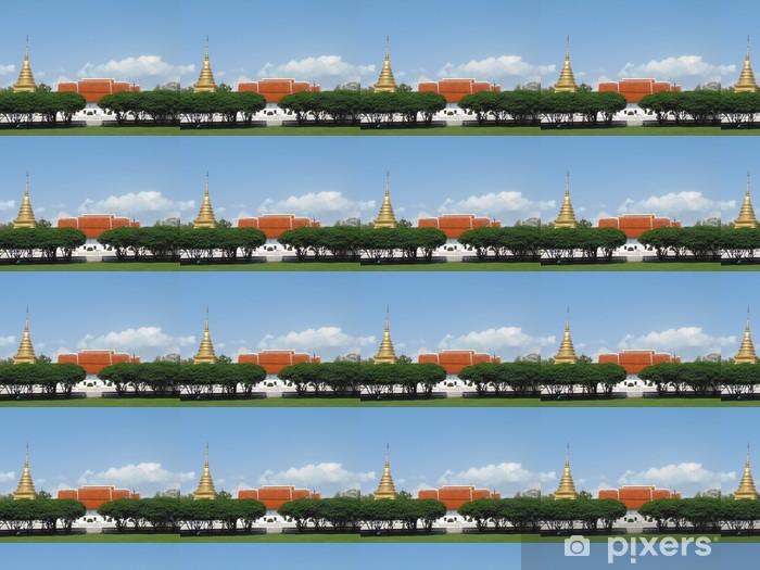 Vinylová tapeta na míru Wat Phra To Chang Kham, Nan, Thajsko - Náboženství