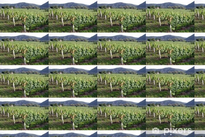 Tapeta na wymiar winylowa Winnica - Krajobraz wiejski