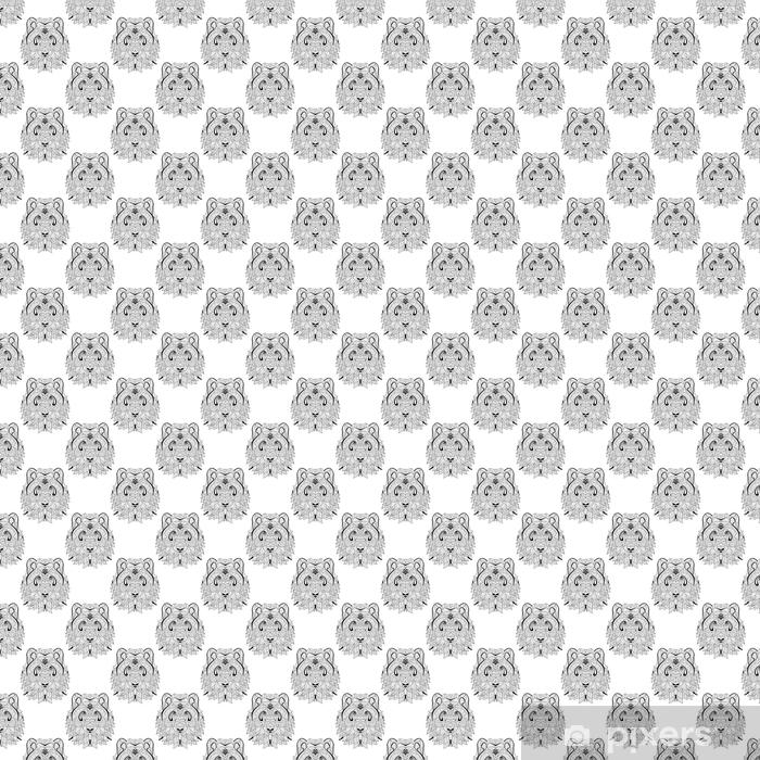 Tapeta na wymiar winylowa Bezszwowy wzór - Zasoby graficzne