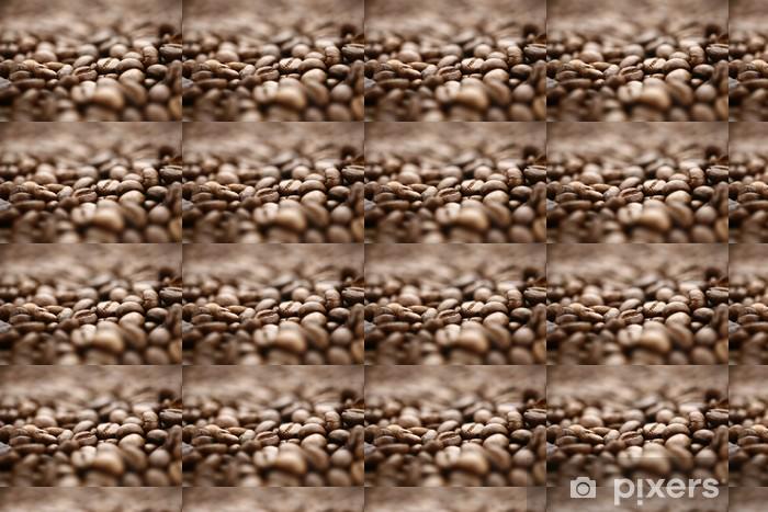 Tapeta na wymiar winylowa Ziarna kawy - Gorące napoje