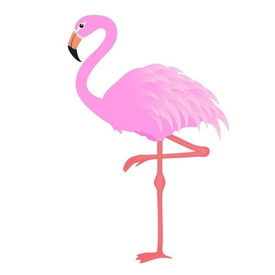 Wandtattoo v gel pixers wir leben um zu ver ndern - Flamingo wandtattoo ...