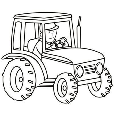 Vinilos para Pared Tractores • Pixers® - Vivimos para cambiar