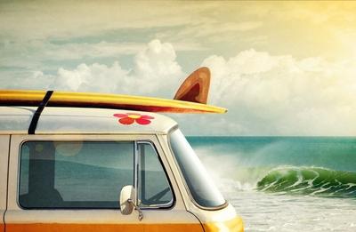 Housse De Couette Surf Way Of Life Pixers Nous Vivons Pour Changer