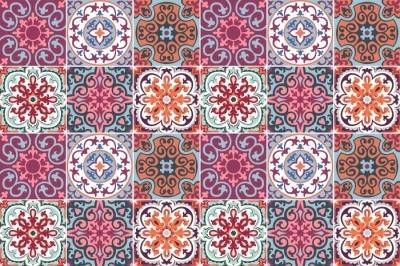Naklejka na kafelki Mozaika - naklejki na kafelki
