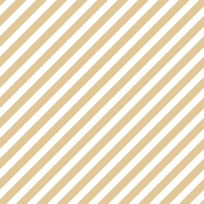 Tumbona Raya beige de patrones sin fisuras - Recursos gráficos