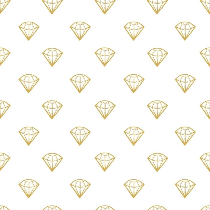 Vinil Duvar Resmi Küçük sarı rubin -