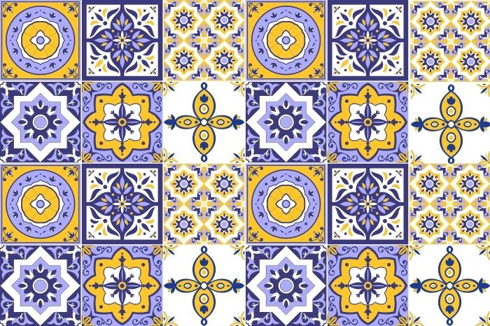 Carrelage adhésif Mosaic - autocollants sur les tuiles - Mosaïque