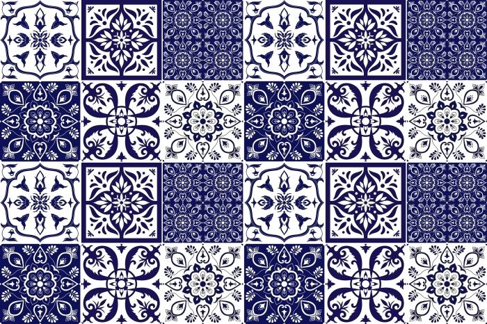 Mosaic - stickers on the tiles Pixerstick Sticker - Mosaic - Tile