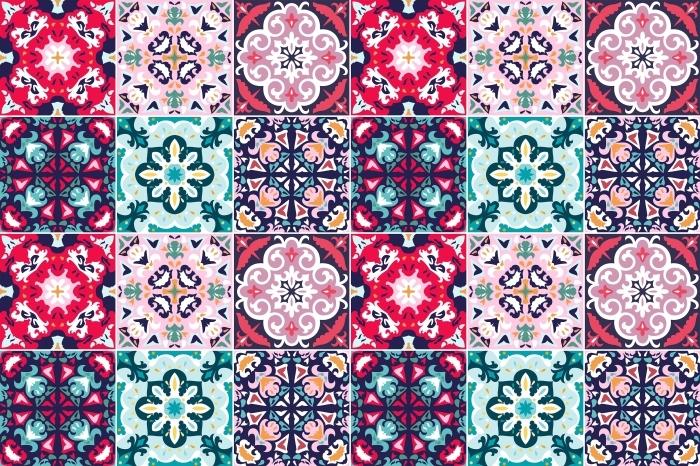 Naklejka na kafelki Mozaika - naklejki na kafelki - Mozaika - Kafelki