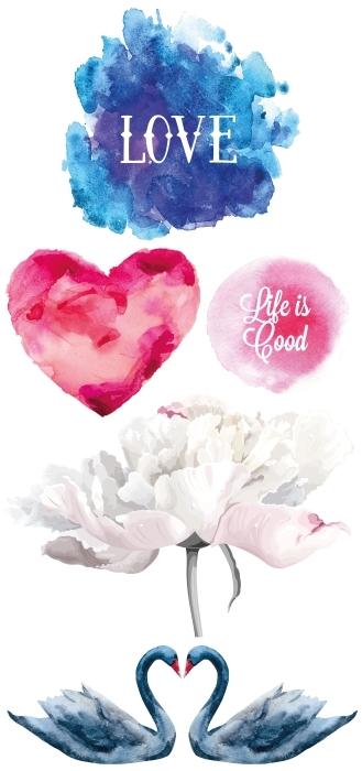 Love Sticker set - Sticker sets