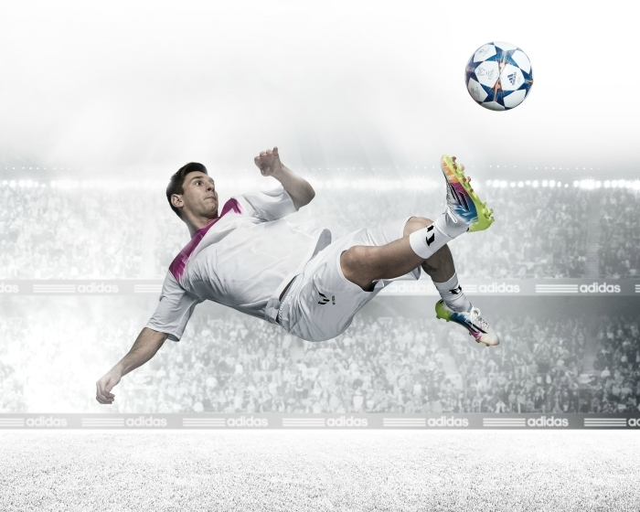 Pixerstick Sticker Leo Messi - Best Sellers Posters