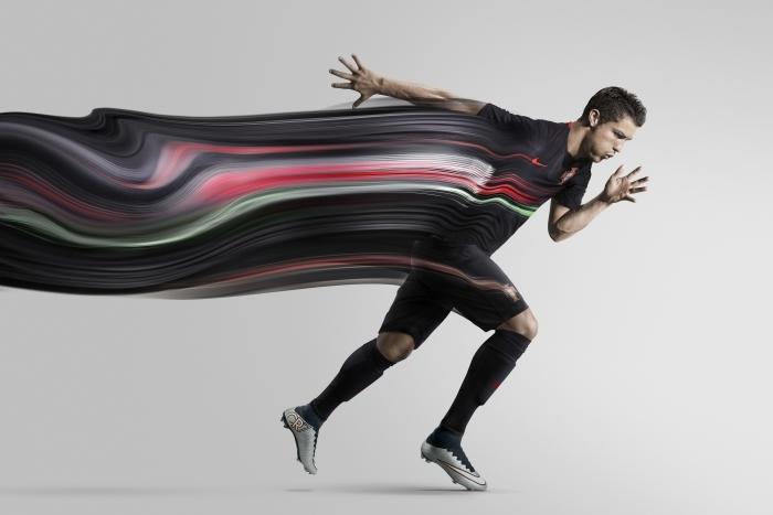 Cristiano Ronaldo Pixerstick Sticker - Themes