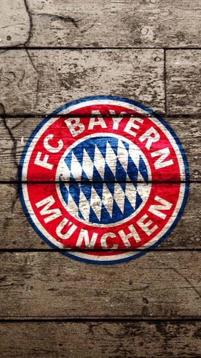 Türaufkleber FC Bayern München
