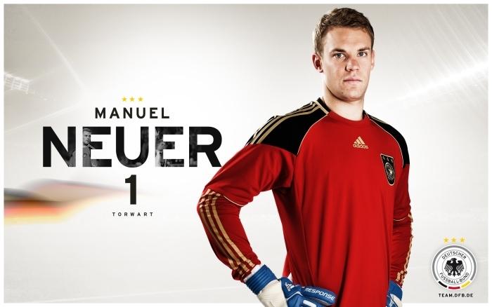 Nálepka Pixerstick Manuel Neuer - Témata