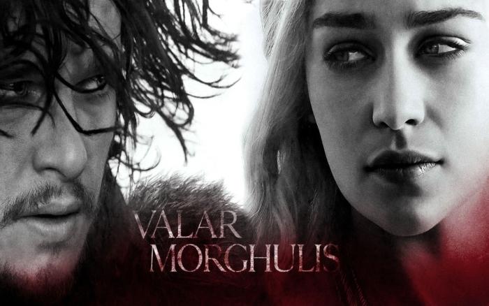 Papier peint vinyle Daenerys Targaryen - Thèmes
