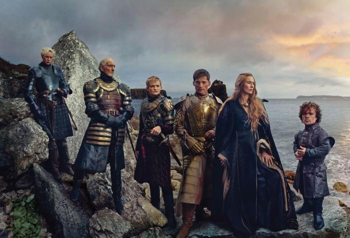 Papier peint vinyle Game of Thrones - Thèmes