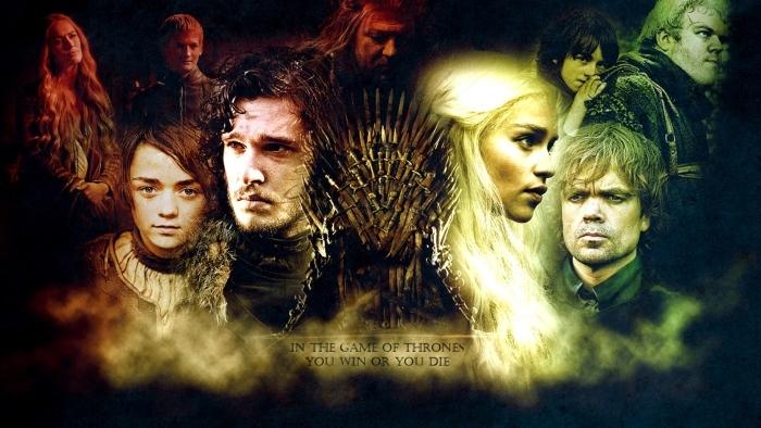 Fotomural Estándar Game of Thrones - Temas