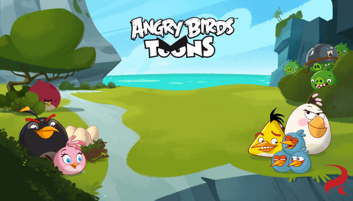 Vinilo Pixerstick Angry Birds - Temas