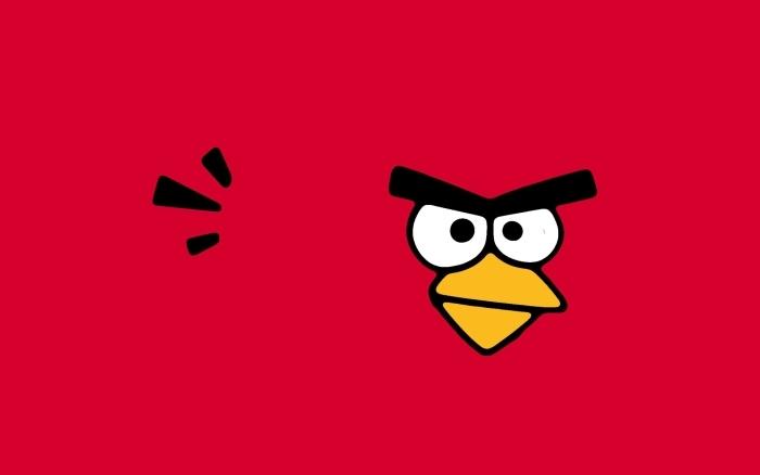 Adesivo Pixerstick Angry Birds - Temi