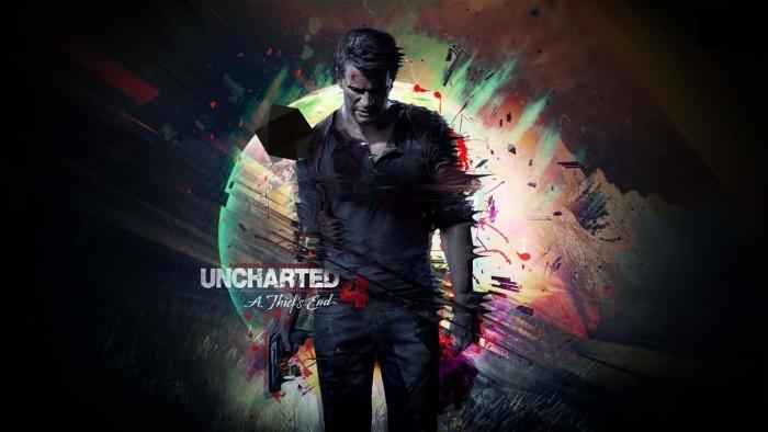 Pixerstick Dekor Uncharted - Teman