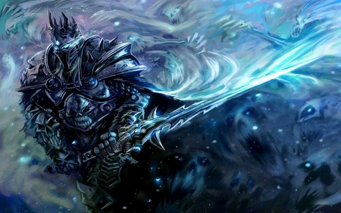 Naklejka Pixerstick World of Warcraft - Tematy