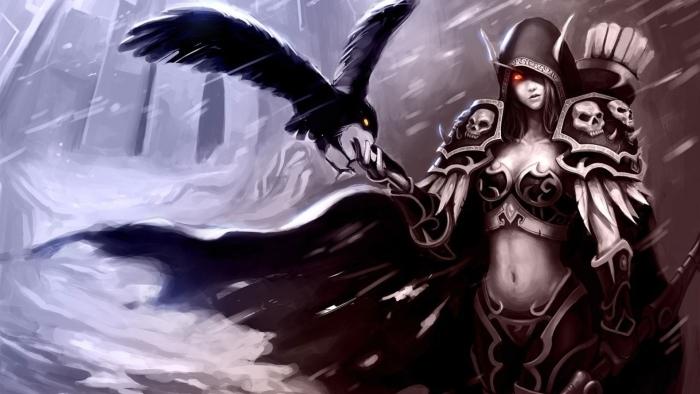 Carta da Parati in Vinile World of Warcraft - Temi