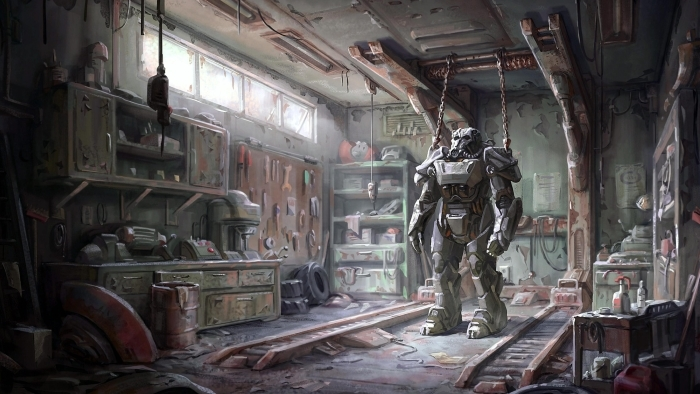 Pixerstick Dekor Fallout - Teman