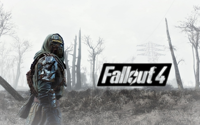 Fallout 4 Wall Mural - Vinyl
