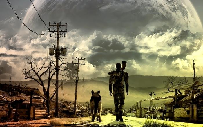 Vinilo Pixerstick Fallout - Temas