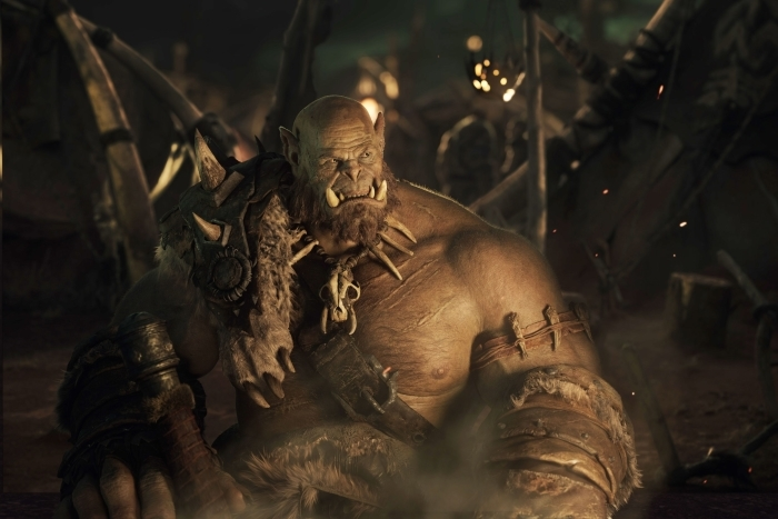 Fototapeta winylowa Orgrim Doomhammer - Tematy