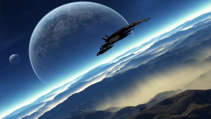 Fototapeta winylowa Mass Effect - Tematy