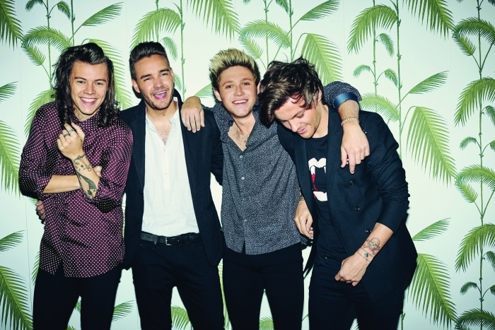Naklejka Pixerstick One Direction - One Direction