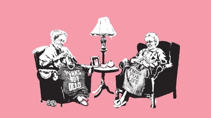 Papier peint vinyle Banksy - Thèmes